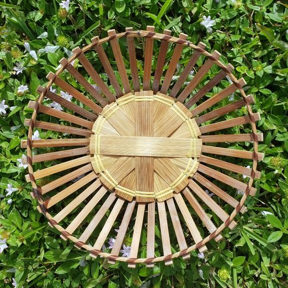 Beautiful Wooden Basket